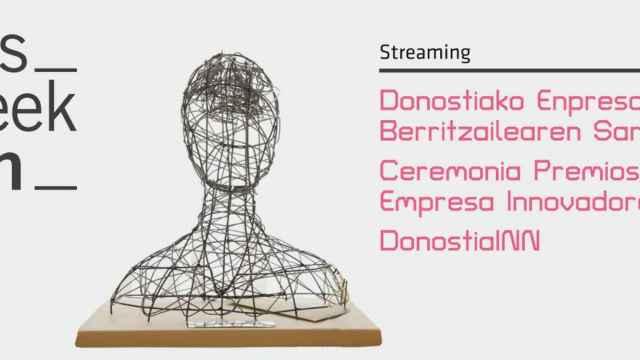 WeekINN Ceremonia de entrega Premios Empresa Innovadora DonostiaINN