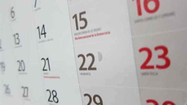El BOE publica el calendario laboral de 2022, que recoge 8 festivos comunes en toda España