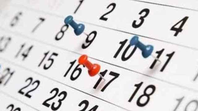 Calendario laboral 2022 en Madrid