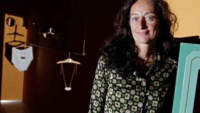 Eulàlia Valldosera exhibe en el MACA de Alicante, por primera vez en dos décadas, una de sus instalaciones claves.