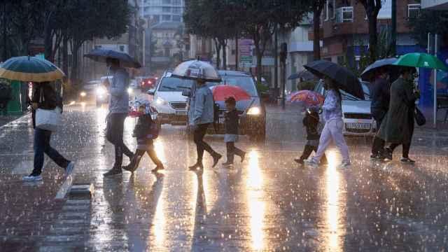 Las precipitaciones han sido especialmente intensas en las últimas 24 horas en puntos como Gandia, Xàbia y Dénia.