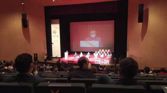Congreso celebrado en Ávila