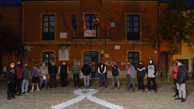 Circulo de hombres contra la violencia machista en Cigales
