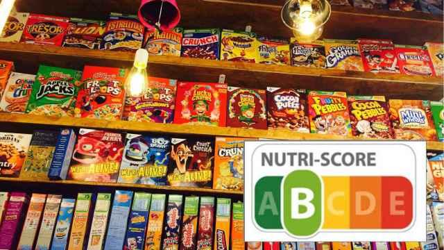 Algunos cereales del desayuno han sido puntuados por Nutriscore con la letra B.