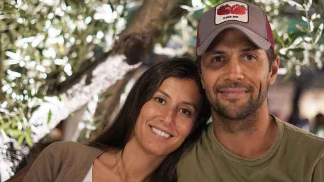Ana Boyer y Fernando Verdasco en una imagen compartida en Instagram.