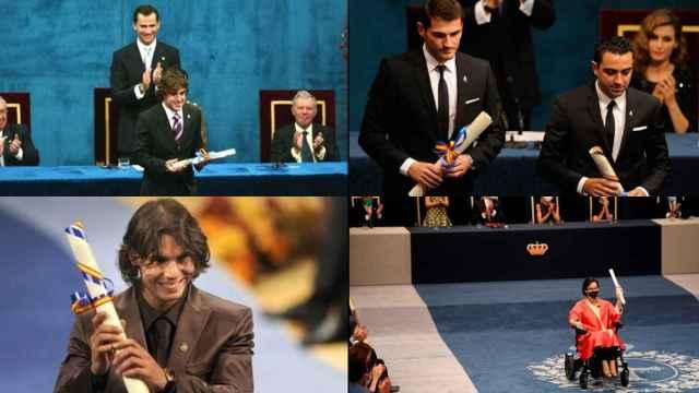 De Fernando Alonso a Teresa Perales: todos los Premios Princesa de Asturias de los Deportes