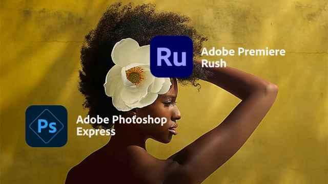 Premiere Rush y Express de Adobe entran en el plan de fotografía