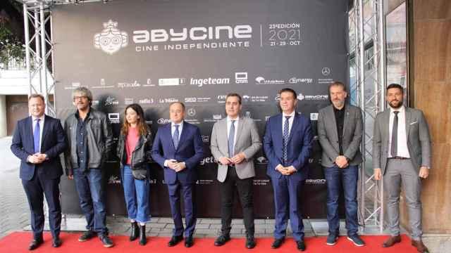 Albacete, una ciudad de cine: arranca la XXIII edición de Abycine con la recepción oficial