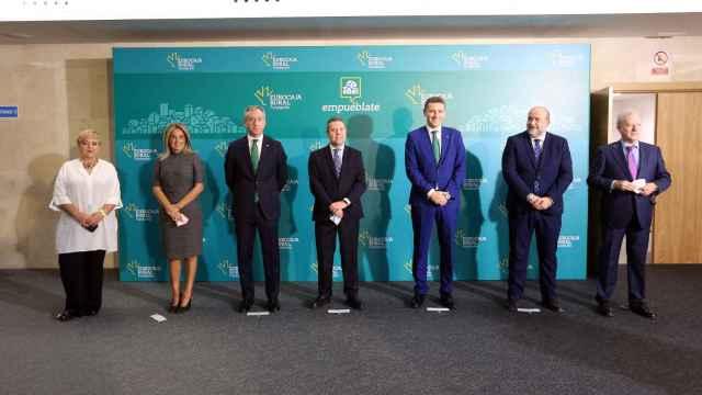 Inauguración del evento 'Empuéblate'. Fotos: Ó. HUERTAS