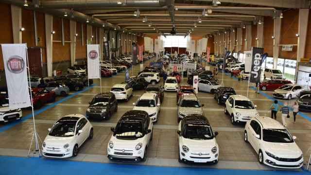 Este viernes ha abierto el Salón del Automóvil de Talavera de la Reina.