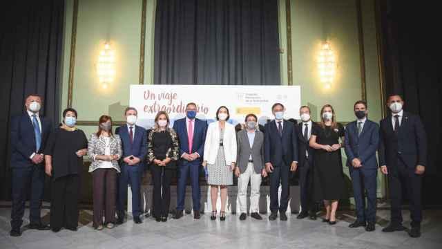 'Un viaje extraordinario' la película con la que Toledo y Cuenca se muestran al mundo