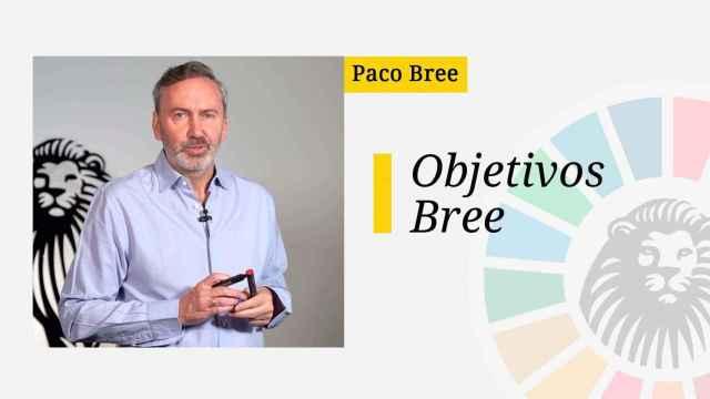 El profesor y experto en innovación Paco Bree acerca al lector a conceptos básicos de la sostenibilidad