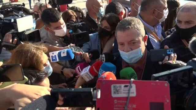 García-Page reivindica a Felipe González como un GPS para el PSOE.