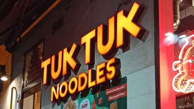 La andaluza Tuk Tuk Noodles abrirá su decimoquinto restaurante de comida thai