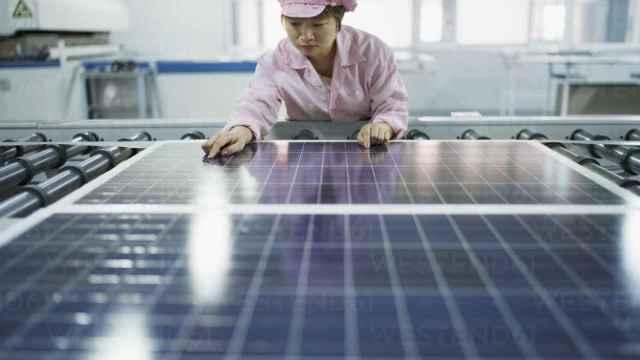 La industria fotovoltaica española pide no depender de China para la producción de paneles solares