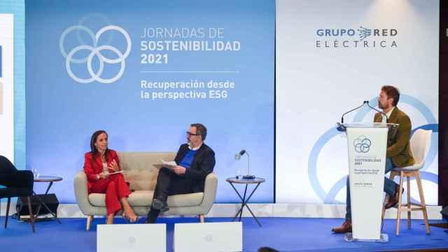 La presidenta de REE defiende la rentabilidad social, sin ella no hay rentabilidad económica