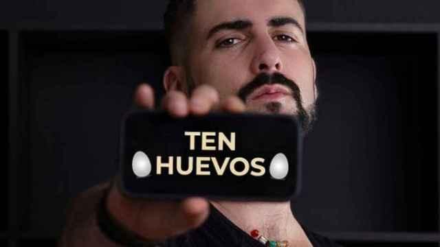 Álvaro Reyes en una imagen de su cuenta de Instagram.