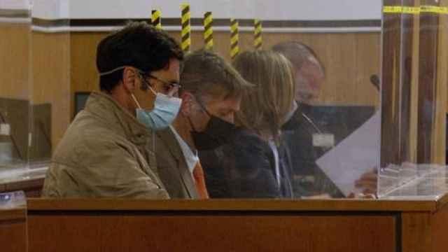 Lino Rodríguez durante un juicio / Europa Press