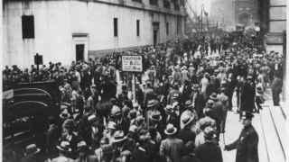 El 'Jueves Negro': la Gran Depresión, II Guerra Mundial y un cambio histórico para el mundo