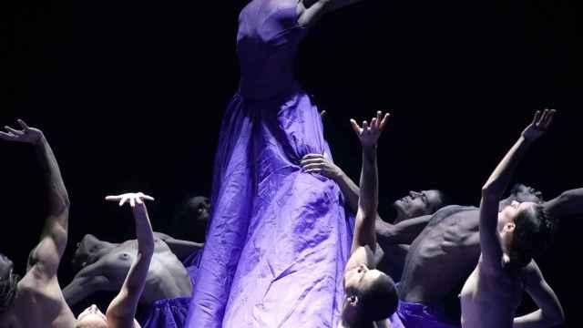 Acosta Danza, un poco de Cuba en el Teatro Real