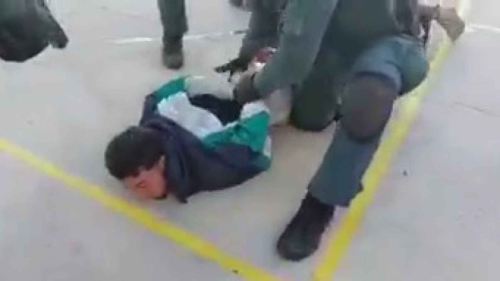 Así detuvo la Guardia Civil a dos yihadistas en Málaga