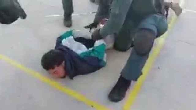 Así detuvo la Guardia Civil a dos yihadistas en Málaga: 40 segundos