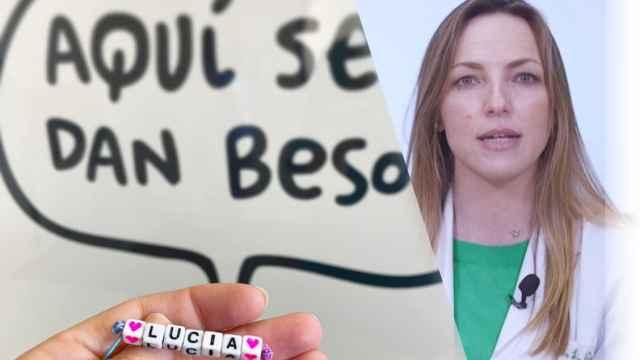 El peor desenlace del cáncer infantil vivido por 'Lucía, mi pediatra' en su centro de Alicante
