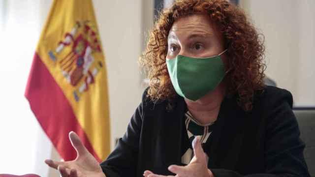 Laura Martín, directora del Instituto para la Transición Justa / Foto: ICAL