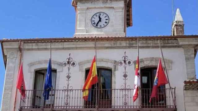 Ayuntamiento de Cuéllar, en Segovia