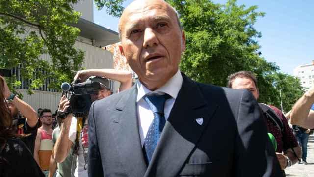 José María Del Nido, accionista del Sevilla FC