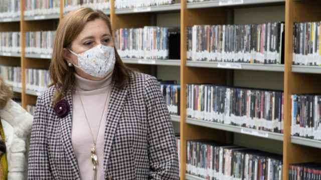 Rosana Rodríguez, consejera de Educación y Cultura de Castilla-La Mancha