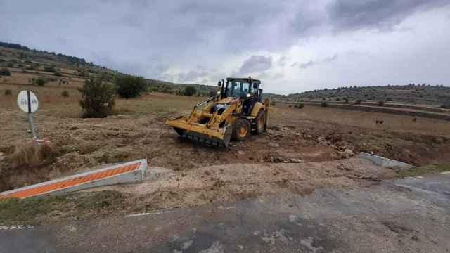 El Gobierno de Castilla-La Mancha adjudica el contrato para la mejora de la CM-2026 entre Barajas de Melo y Leganiel