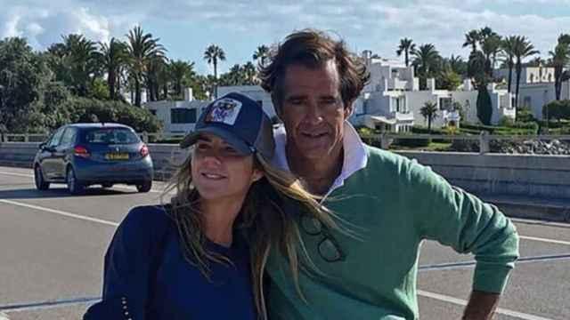 Amelia Bono y FernandoLigues, en una imagen de archivo