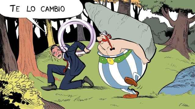 'El peso de Podemos'