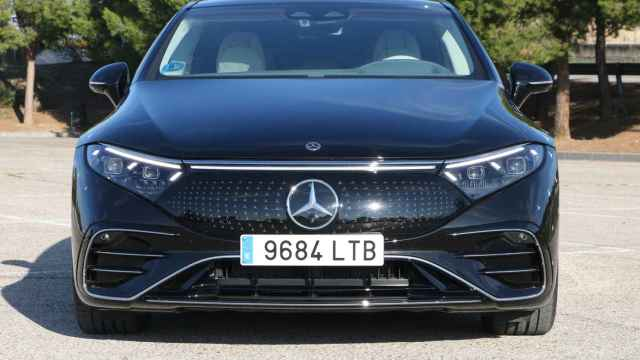Mercedes EQS: galería de fotos de esta berlina eléctrica que ofrece 741 kilómetros de autonomía