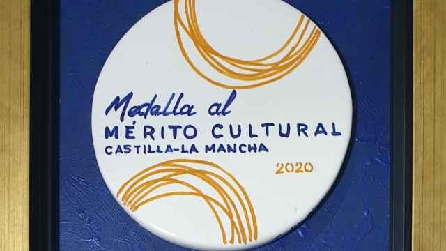 Imágenes del día en Castilla-La Mancha: entregan la Medalla al Mérito Cultural de la región