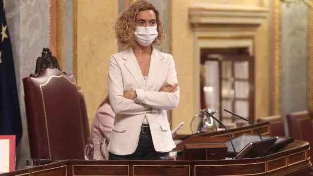 La presidenta del Congreso de los Diputados, Meritxell Batet. EP