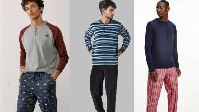 Estos son los nueve pijamas de hombre para ir a la moda hasta en la cama