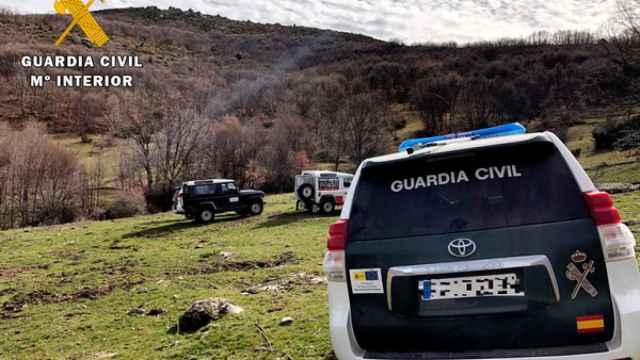 Operación del Seprona contra el furtivismo en Ávila