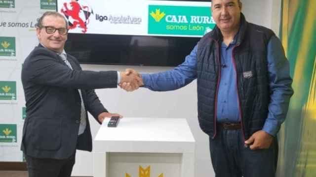 Acuerdo entre Caja Rural y la Liga Asolefusa