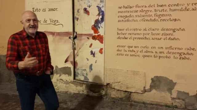 Vídeo de Sebastián Álvaro en Zamora