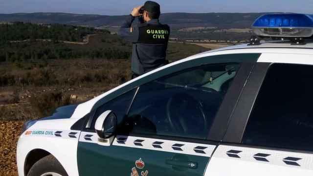 Foto de archivo de la Guardia Civil de Zamora