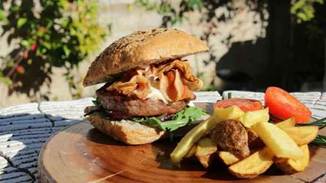 El secreto de la mejor hamburguesa de Castilla y León