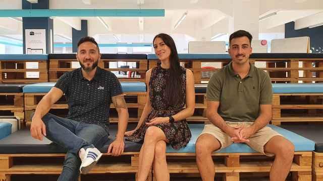 Fernando Ferrer Perruca, Antonella Maggioni y Pablo Crespo Moya son los fundadores de Agrow Analytics.