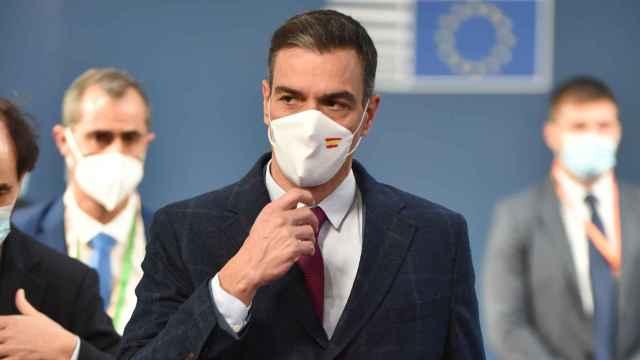 Pedro Sánchez no logró arrancar ninguna medida a escala de la UE para frenar el alza de la luz en la cumbre de la semana pasada