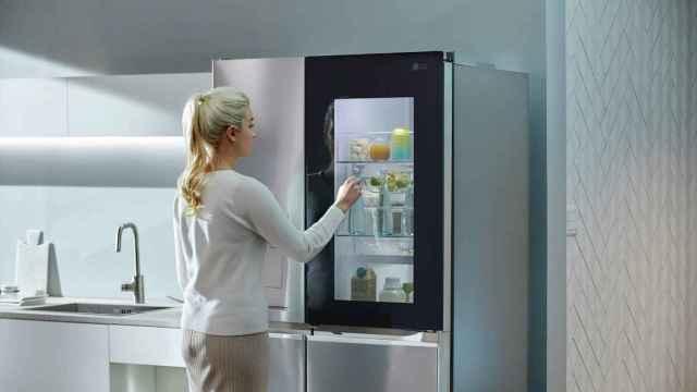 El frigorífico inteligente que necesita tu cocina: eficiente y conectado