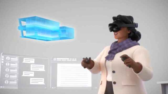 Posibles Oculus Quest Pro de Faceboook
