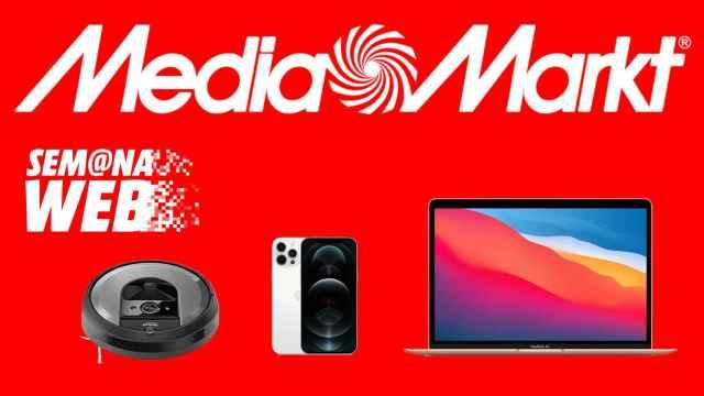 Los mejores chollos de Media Markt en su Semana de la web: de Roomba a iPhone con descuento