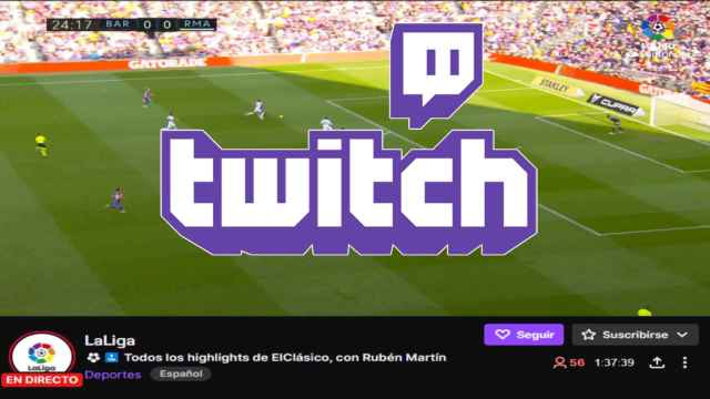 Twitch emitirá los resúmenes de LaLiga.