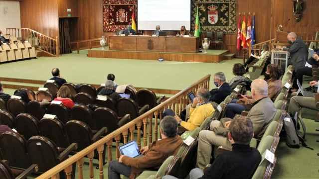 Reunión del Consejo de Gobierno de la ULE